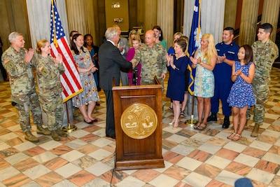 South Carolina celebrates Military Spouse Appreciation Month