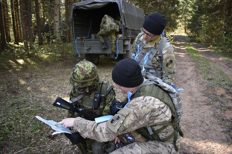 Estonian police battalions