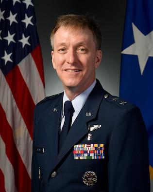 Maj. Gen. Josef F. Schmid III