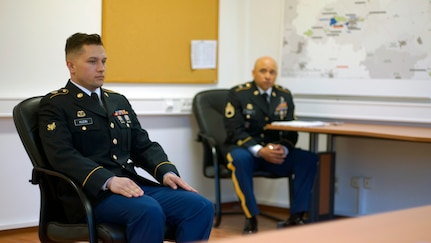 7th MSC Soldier prepares for USARC Best Warrior Competition