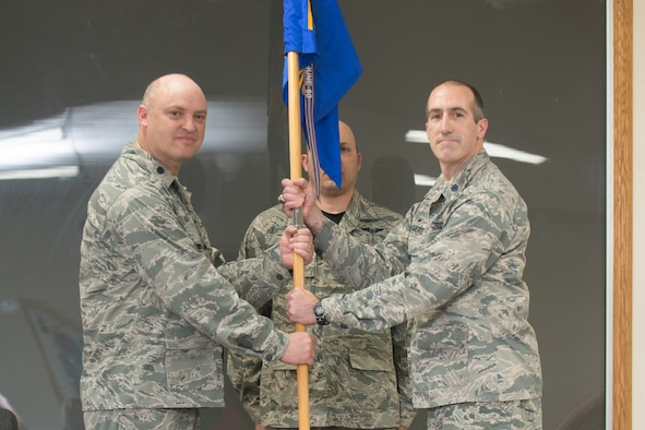 203rd RED HORSE welcomes new commander