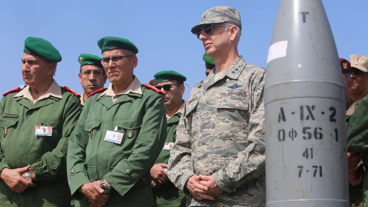 Exercise African Lion continues the long-standing relationship between the U.S. and Morocco.