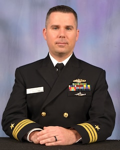 CDR Sean Flanagan, USN