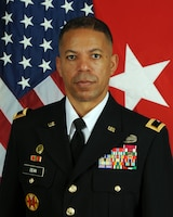 The Adjutant General, BG Aaron R. Dean II