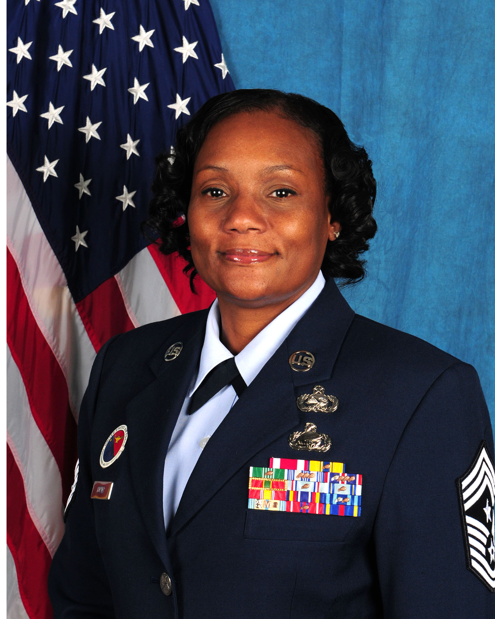 Chief Master Sergeant Kimberly S  Turner > District of Columbia