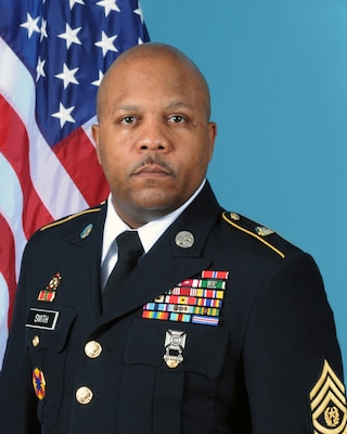 Command Sgt Major, Land Component Command, District of Columbia National Guard