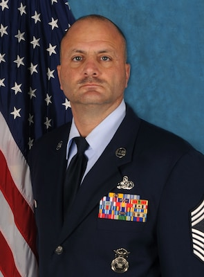 Command Chief, D.C. Air National Guard
