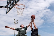 Police Week: Defenders build camaraderie through basketball