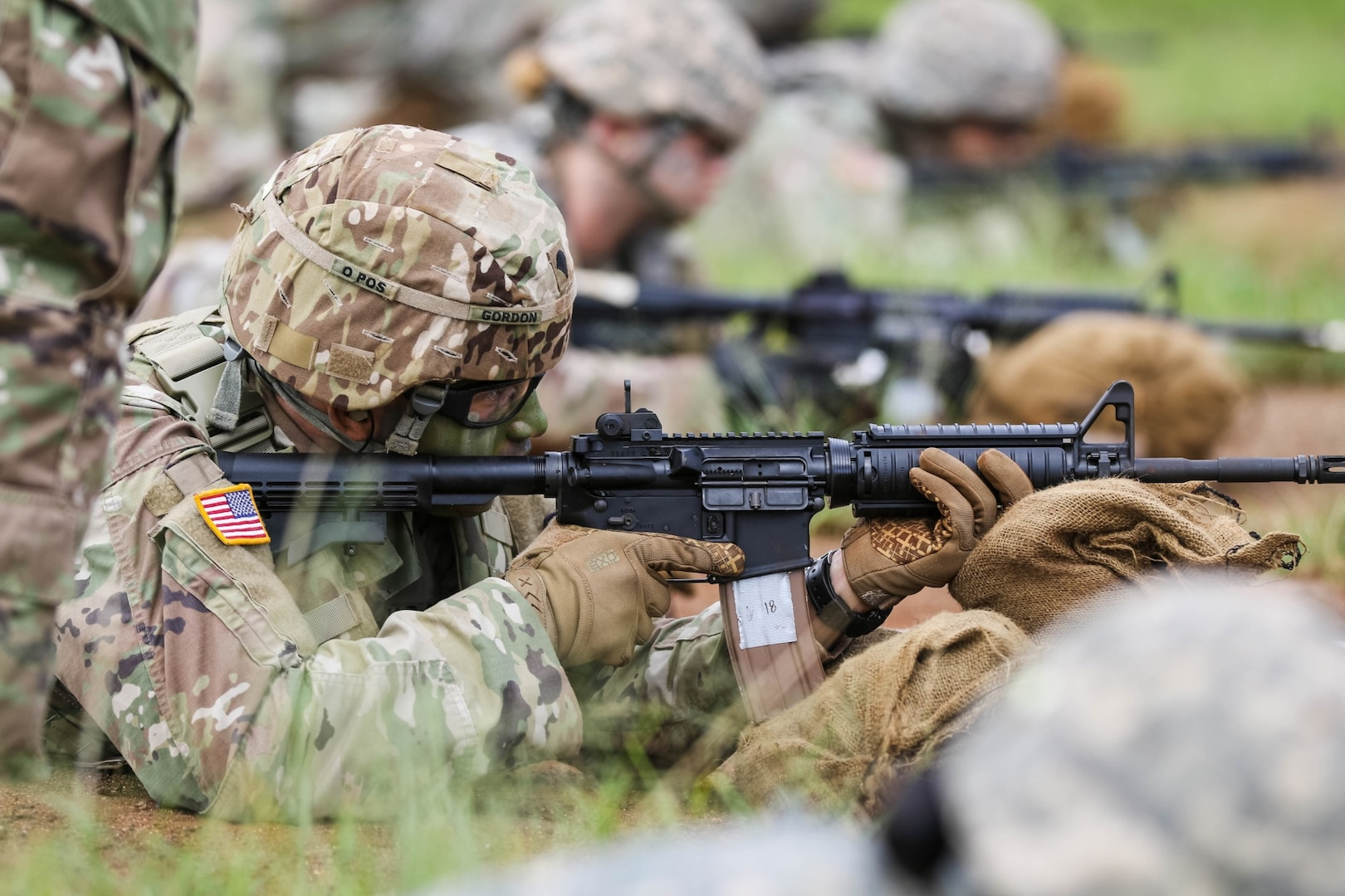 94th AAMDC names 2018 best Soldier, NCO after tough competition