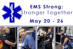 Dan Eshelman highlighted during 2018 EMS Week