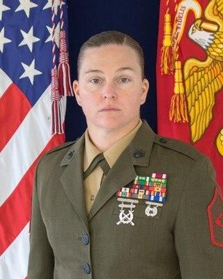 Inspector-Instructor Sergeant Major, 4th Law Enforcement Battalion