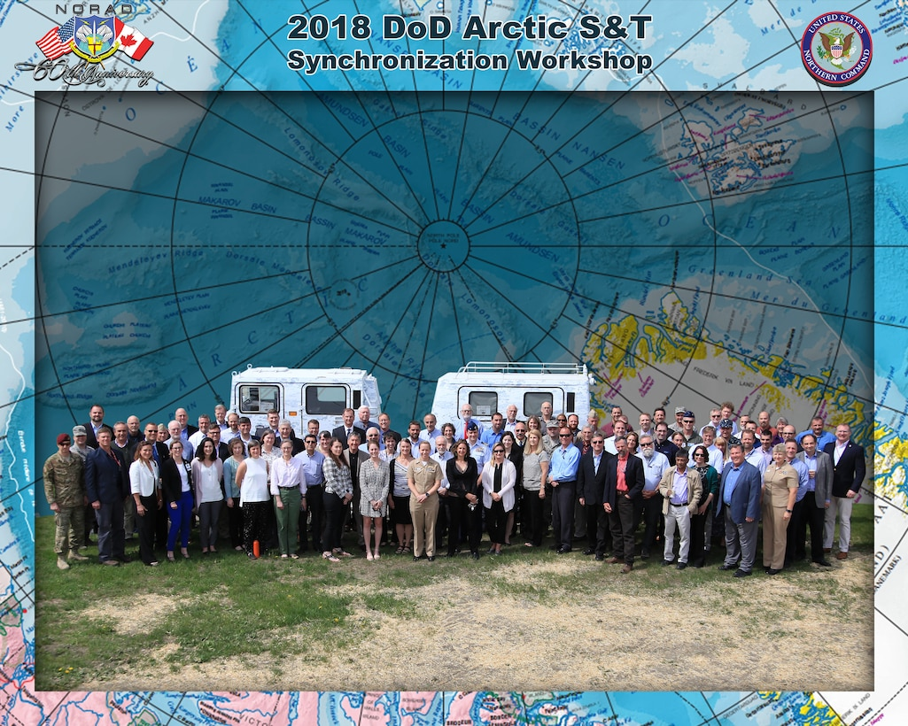 2018 DoD Arctic Science & Technology Synchronization Workshop