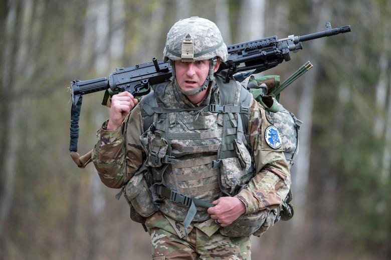 Alaska Army National Guard hosts the National Guard Best Warrior Region VI 2018
