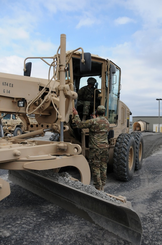 Army components bolster relations through engineer project