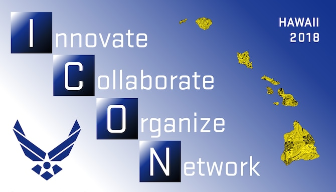 ICON Talks provide a venue where Airmen can pitch their innovative ideas, not only to the 480th ISR Wing leadership but also to key innovators from other units assigned to the Air Combat Command, like the 432nd Wing.