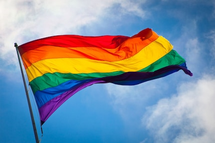 Pride Flag (Courtesy Photo)