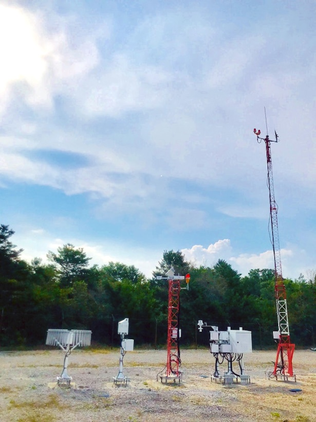 Fixed Base Weather Observation System – AN/FMQ-23