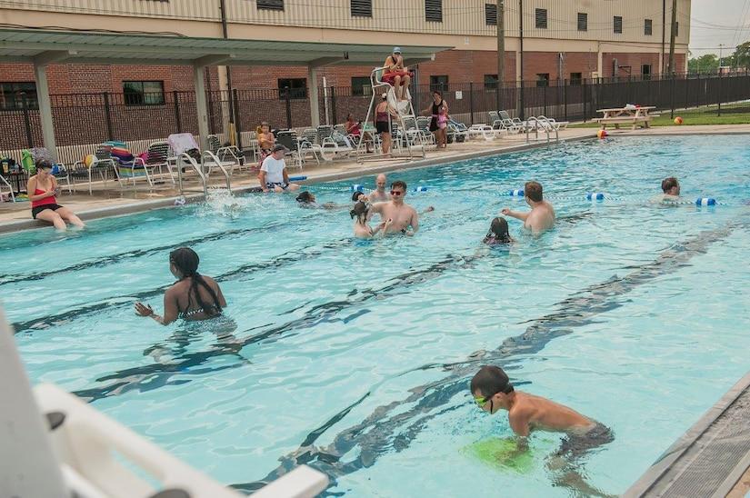 DSCC Pool