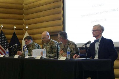 Leaders discuss future of National Guard cyber warfare