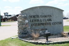 North Dakota Lewis & Clark Interpretive Center in Washburn, North Dakota.