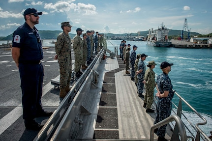 Pacific Partnership kicks off in Thailand for first time