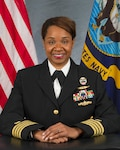 Navy Capt. Pamela Dozier has been awarded the Defense Superior Service Medal for her achievements while serving as commander, Defense Logistics Agency Distribution Sigonella, Italy.