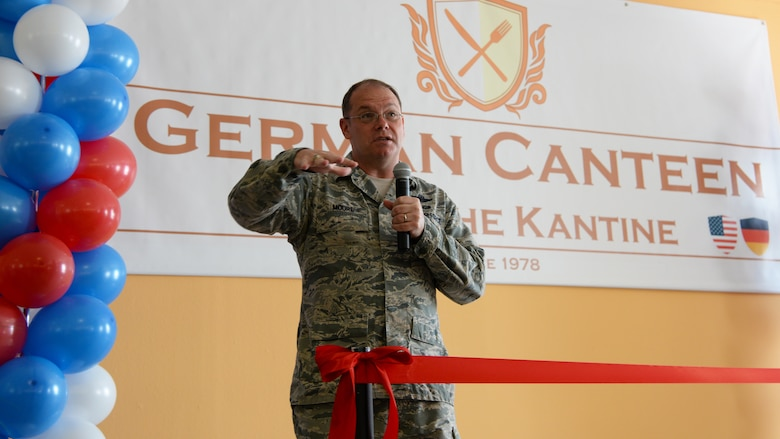 Since the German Canteen's original opening in 1954 and moving to its current location more than 40 years ago, the German Canteen has served the Kaiserslautern Military Community authentic traditional cuisine.