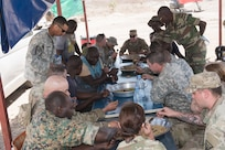 The Vermont National Guard and Senegalese Armed Forces engineers are renovating the firing range through their State Partnership Program relationship and marks the 10-year anniversary of their teamwork.