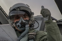 Tech. Sgt. Nicholas Riley, vehicle operations and ground transportation, 158th Fighter Wing, poses for an photograph.