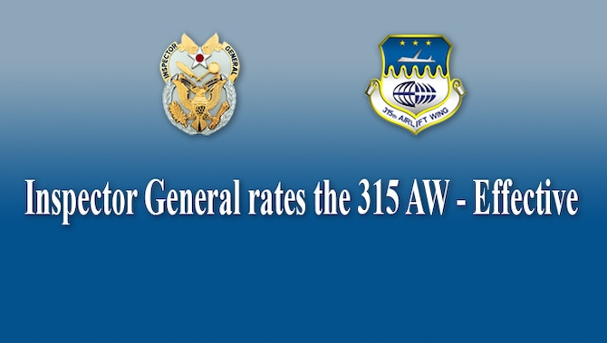 IG rates 315 AW as 'Effective'