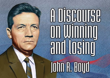 Book Cover - A Discourse on Winning and Losing