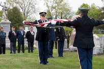 Perreault, who was reported missing in action on February 13, 1951 during the Korean War, was recently identified and returned to his family for burial with full military honors