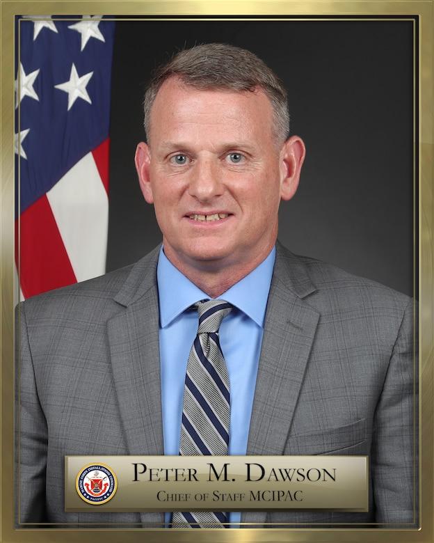 Dr. Peter M. Dawson CAPT, USN (Ret.)