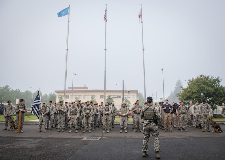 374th SFS celebrates National Police Week
