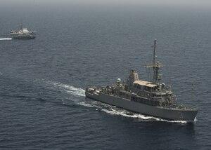 USS Sentry (MCM 3)