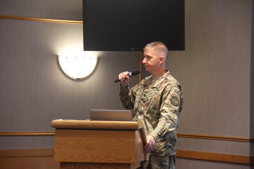 Major, American Samoan shares story at Fort McCoy Asian-American/Pacific Islander Heritage Month observance