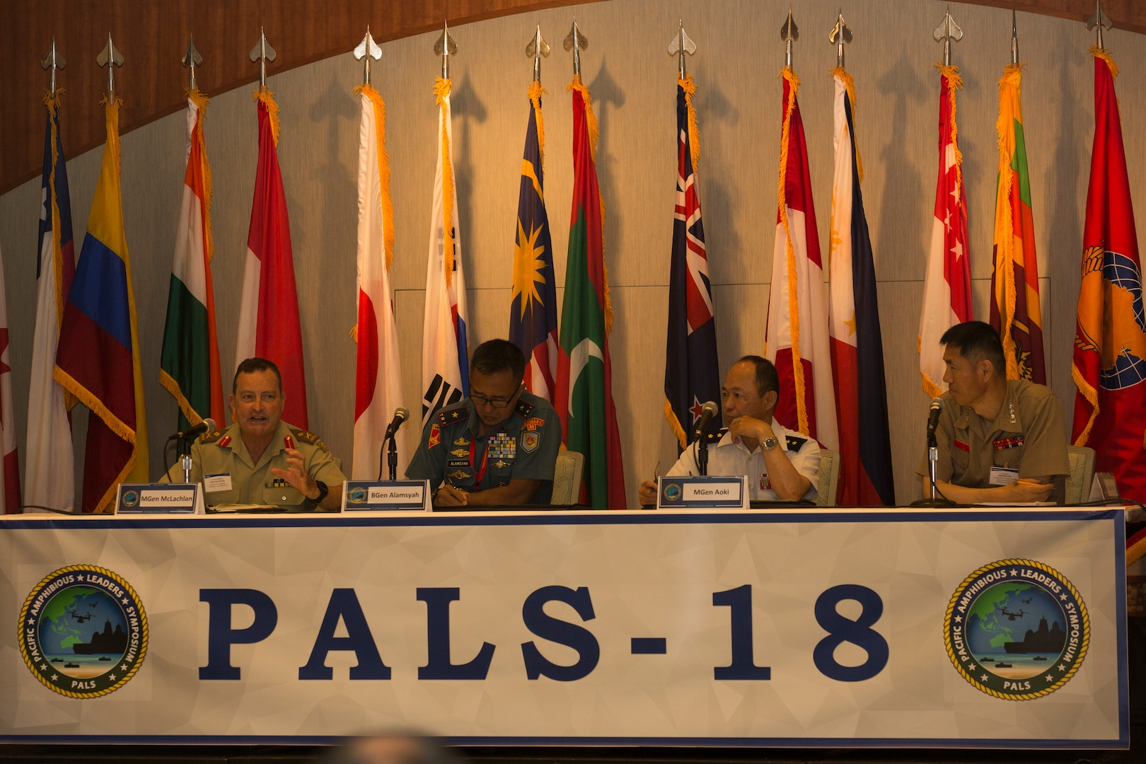MARFORPAC hosts annual Pacific Amphibious Leaders Symposium in Hawaii