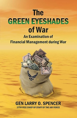 Book Cover - The Green Eyeshades of War