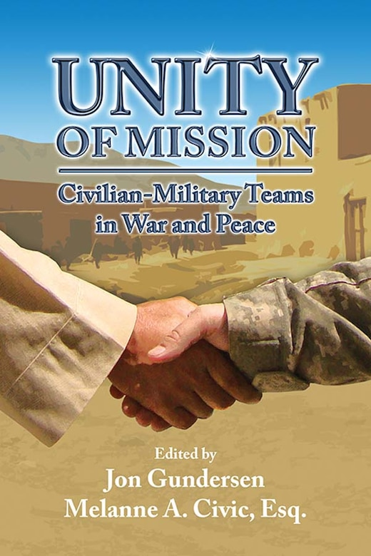 Book Cover - Unity of Mission