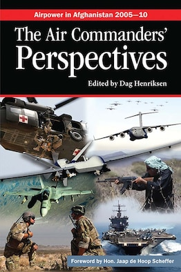 Book Cover - The Air Commanders' Perspectives