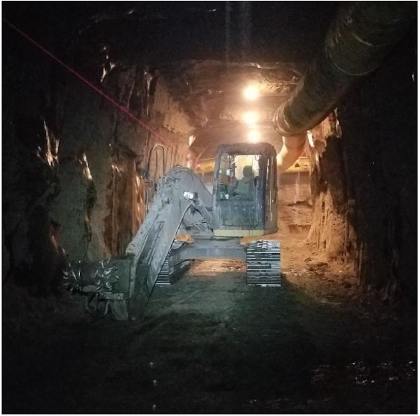 Corps extends Permafrost Tunnel and Mission
