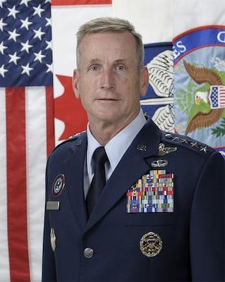 Gen. Terrence J. O'Shaughnessy, USAF Commander, NORAD and USNORTHCOM