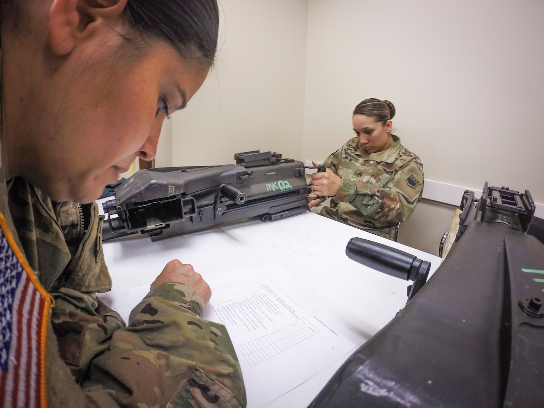 First ever Sabot Academy helps prepare Reserve Soldiers for challenging master gunnery course