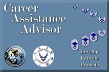 A Career Assistance Advisor is a Developmental Special Duty that spans for three years.