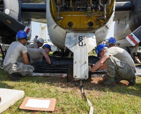 Crash, Damaged and Disabled Aircraft Recovery Exercise