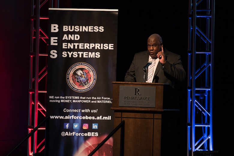 Air Force's BES hosts annual Vendor Industry Day