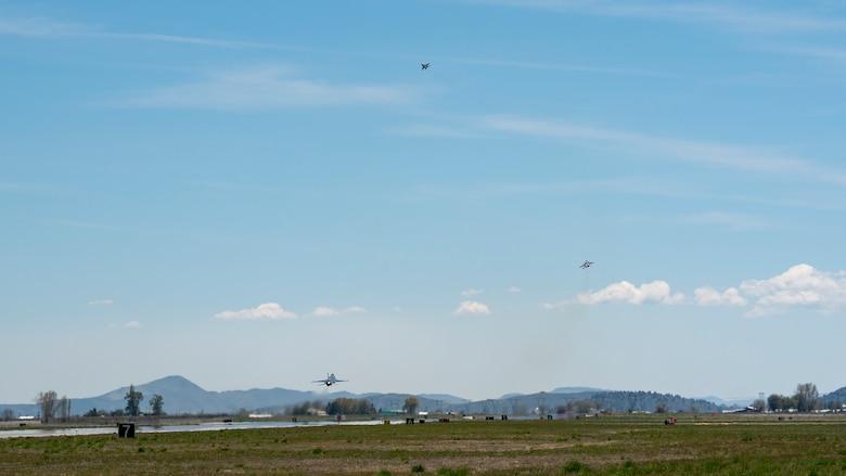 173rd FW Welcomes Luke AFB to Oregon