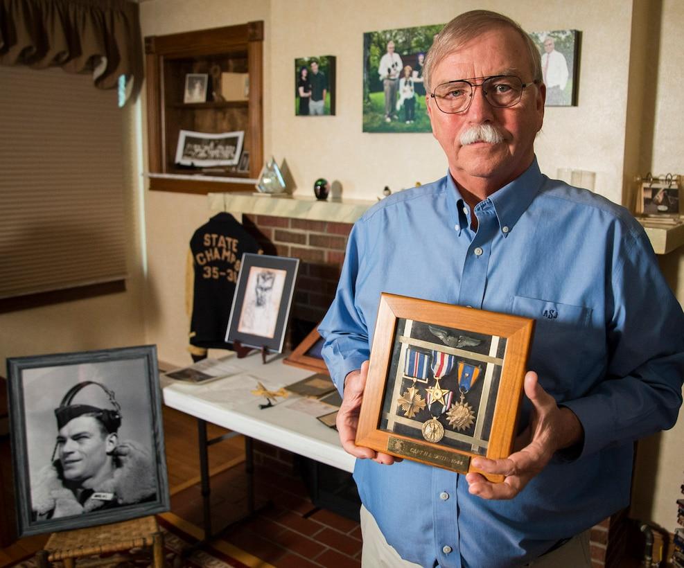 Germantown, Ohio WW II vet memorialized