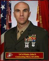 Lieutenant Colonel John S Kinitz