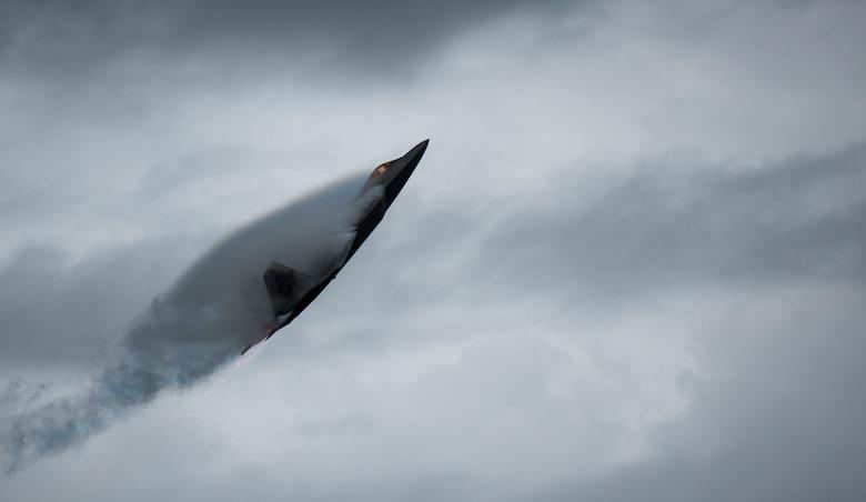 F-22 Demonstration